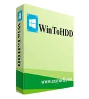 WinToHDD Professional 2.8