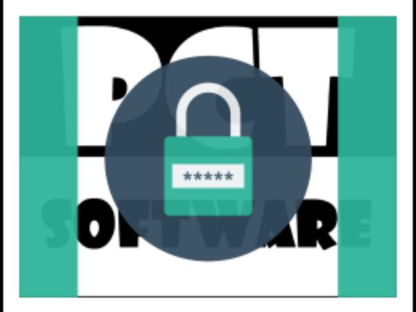 PCT-Password Safe