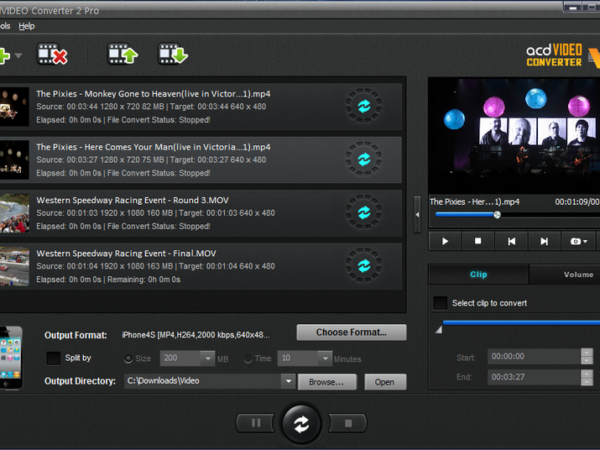 acdVIDEO Converter 2 Pro 2.0