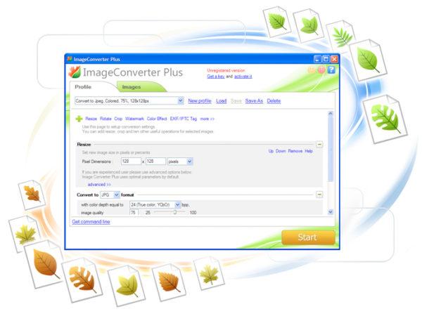 ImageConverter Plus 8.0.94