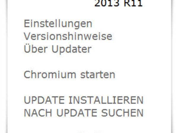 Chromium Updater 2013 R11
