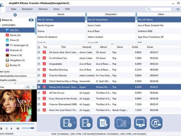 AnyMP4 iPhone Transfer Platinum 7.0.09