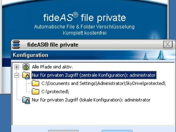 fideAS file private 6.0