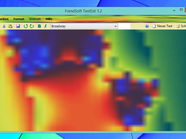 FrendSoft TextEdi 1.2