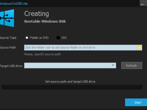 WindowsToUSB 1.3.1.0