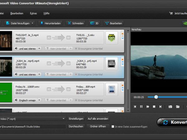 Video Converter Ultimate 7.2.50