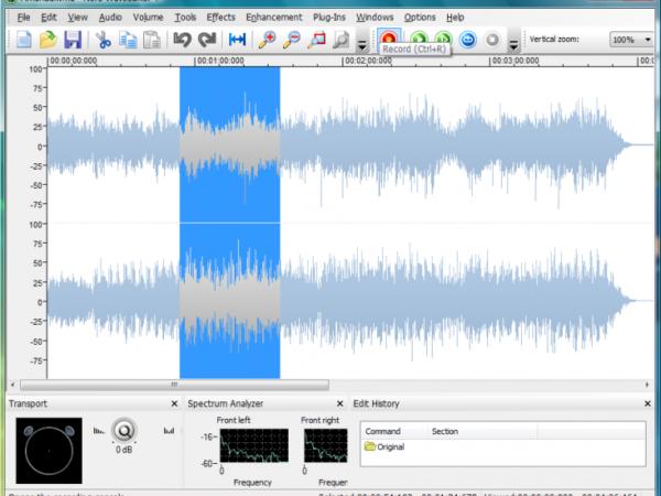 Nero Wave Editor 12.05.15001