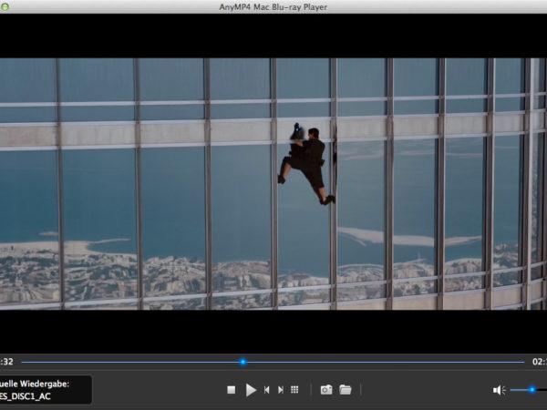 AnyMP4 Mac Blu-ray Player