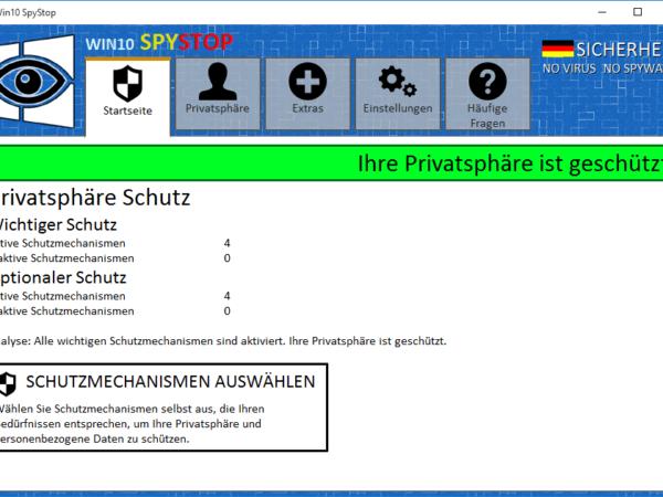 Win10 SpyStop 1.0.0