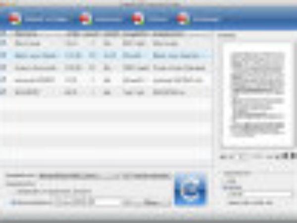 AnyMP4 PDF Converter für Mac 3.1.70