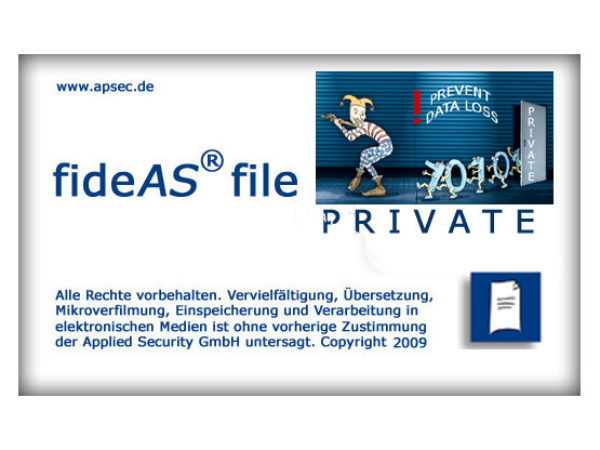 fideAS file private