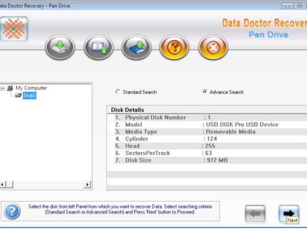 Files Recovery Pen Drive