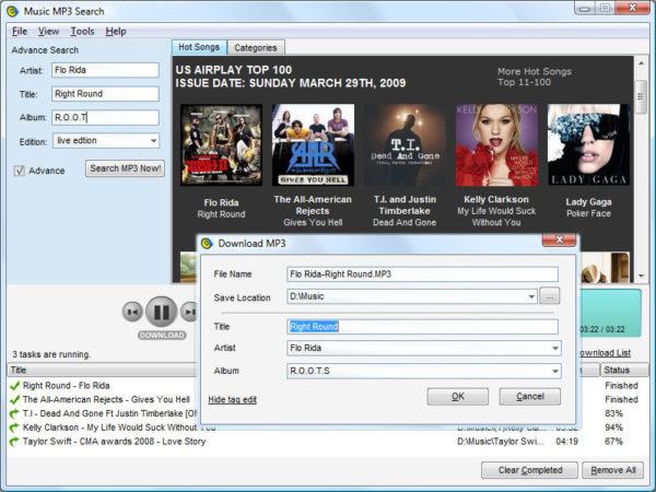 Music MP3 Search 2.6.0.2