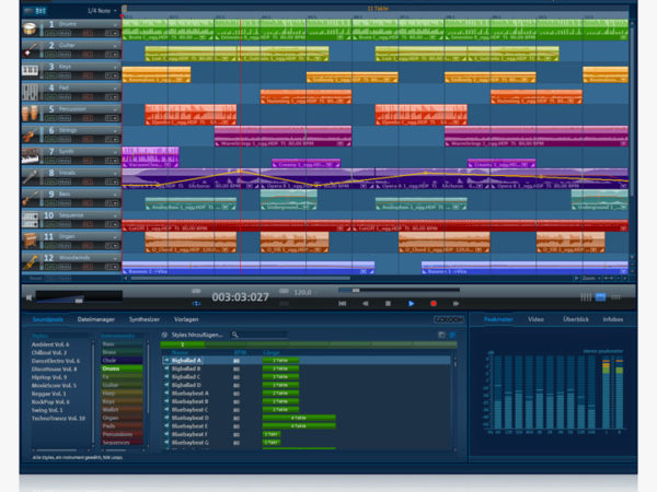 MAGIX Music Maker for MySpace
