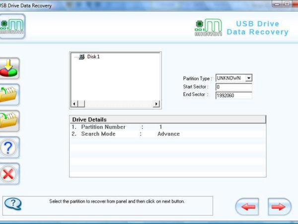 Undelete USB Flash Drive