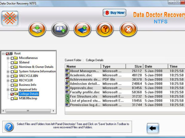 NTFS Partition Table Recovery 3.0.1.5