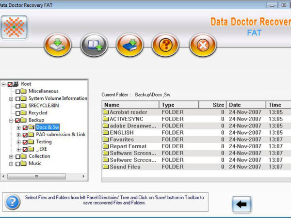 FAT Disk Recovery