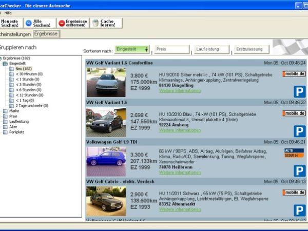 CarChecker Autosuche 1.1