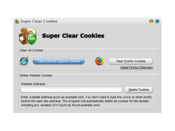 Super Clear Cookies 2.0.7.2
