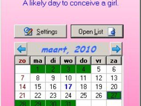 Butterfly 2.0 (Ovulations Kalender)