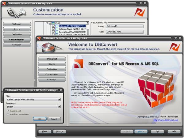 Access2MSSQL PRO