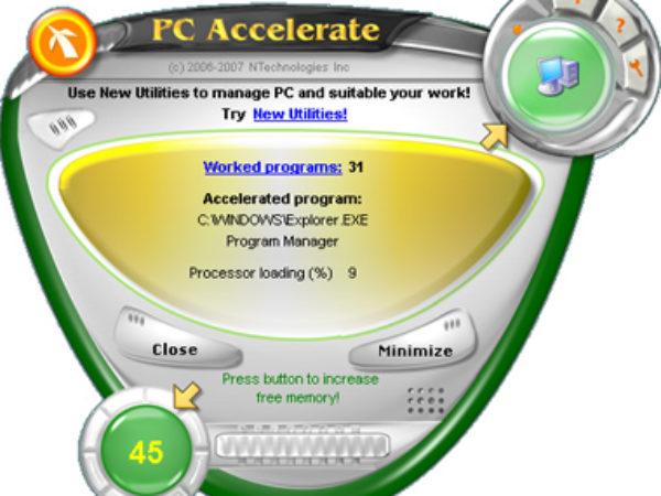 PC Accelerate v2.2