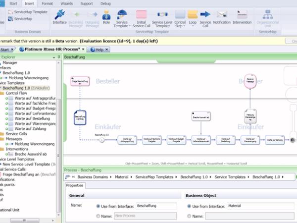 AMADEE 3.0 Enterprise Designer