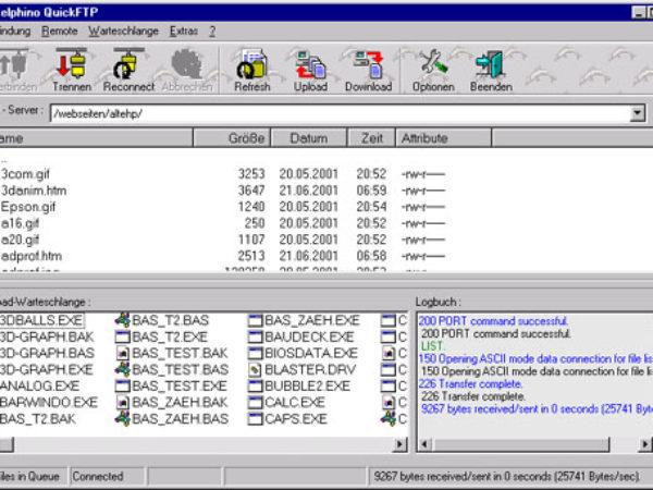 Delphino QuickFTP 1.3