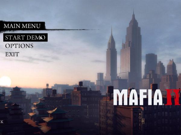 Mafia 2 Demo