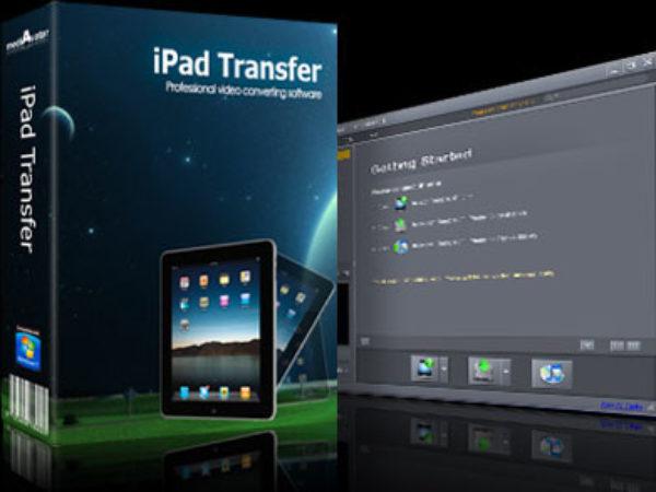 mediAvatar iPad Transfer 3.0.14.0812