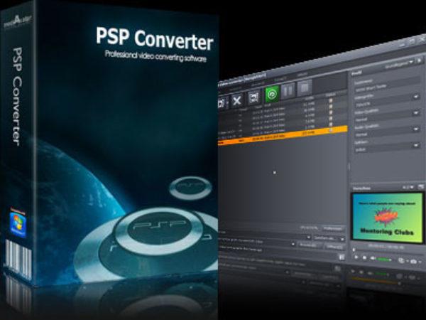 mediAvatar PSP Converter 6.0.4.0705