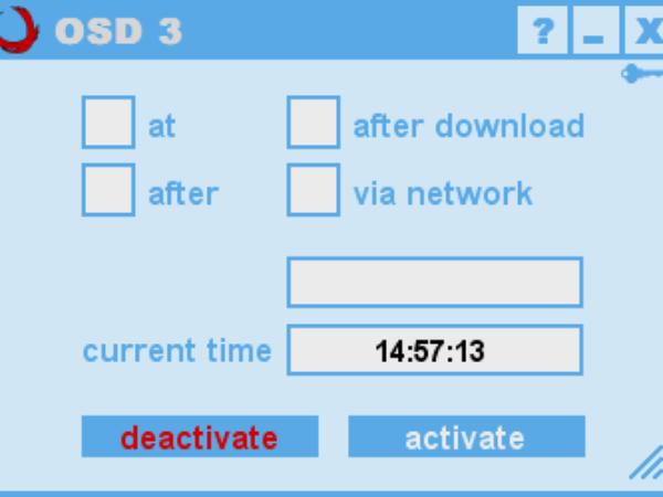 OSD 3.1