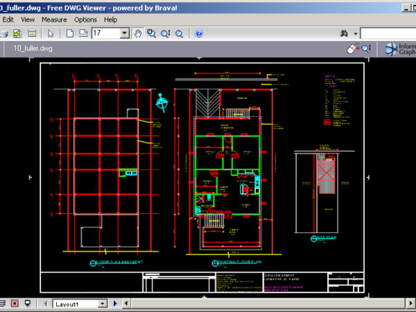 DWG Viewer 7.1