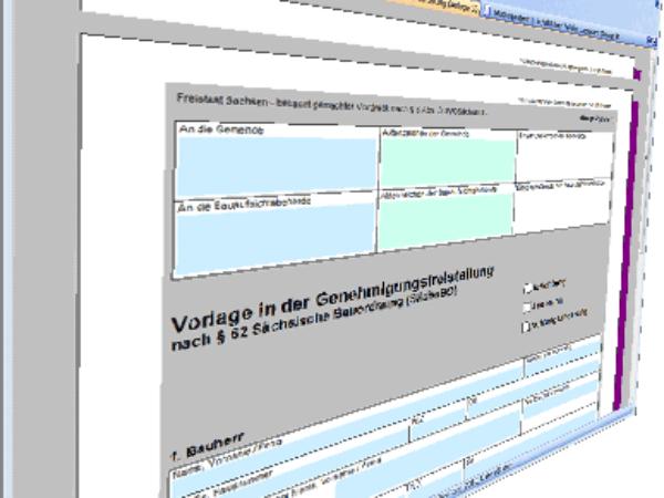 PrintForm 2015 - Formularsoftware für den Bau