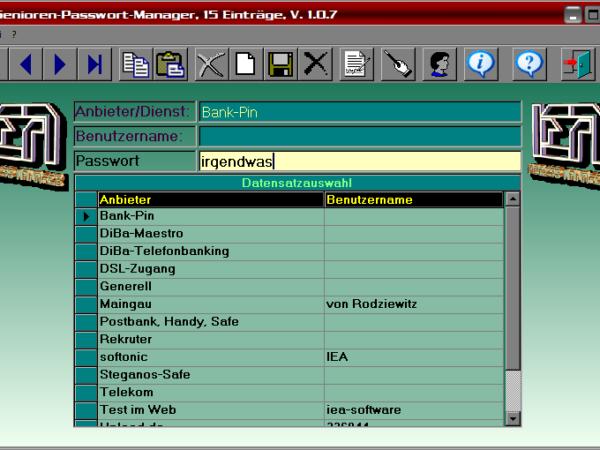 Senioren-Passwort-Manager 1.2.2