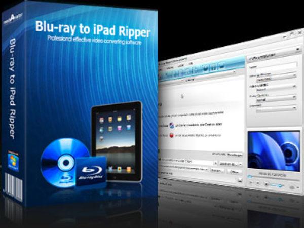 mediAvatar Blu-ray to iPad Ripper 3.0.4.0925
