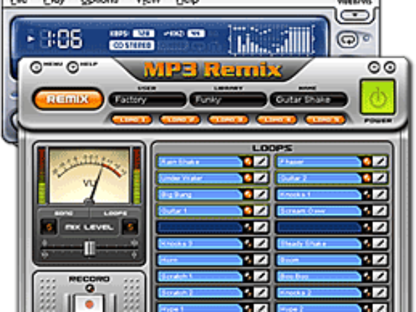 MP3 Remix 3.811 für Winamp