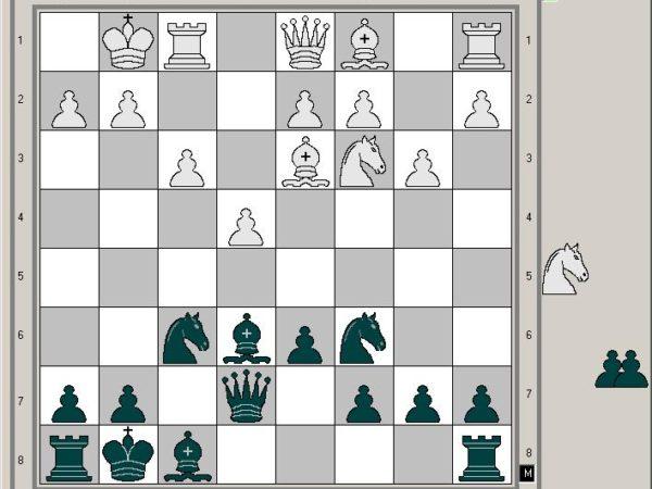 Freeware Schach 3.28