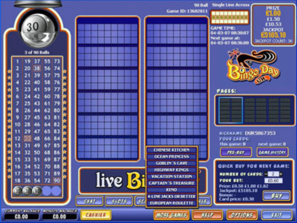 Bingo Day UK 1.5