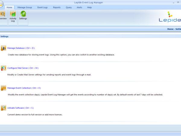 Windows Event Log Monitoring
