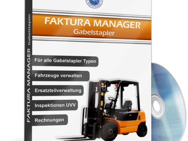 Faktura Manager - Gabelstapler