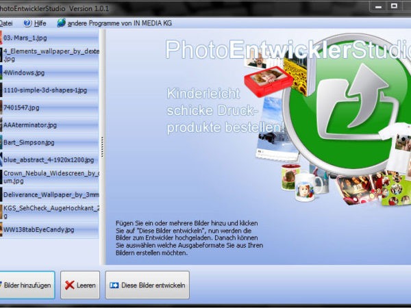 PhotoEntwicklerStudio 1.0.1