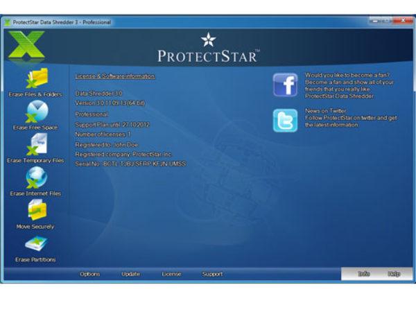 ProtectStar Data Shredder Professional 3.0.11.10.06