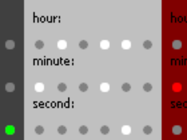 binarywatch v0.1
