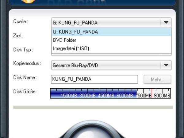 Leawo DVD Copy V1.2.1.0