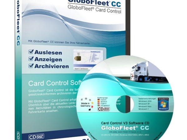 GloboFleet® Card Control Software