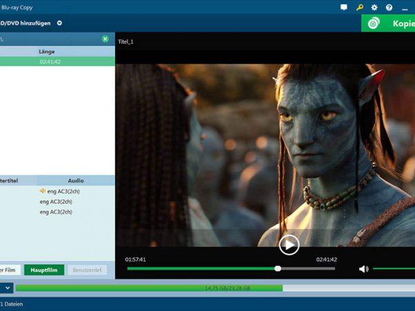 Leawo Blu ray Copy