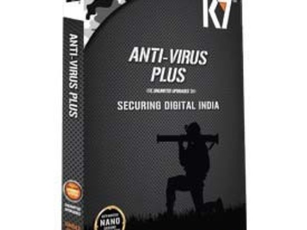 K7 Anti-Virus Plus