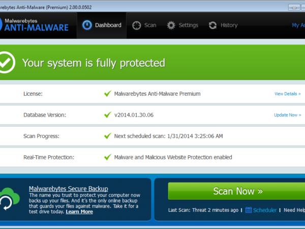 Malwarebytes - Anti-Malware