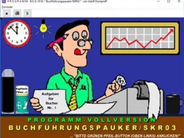 Buchführungspauker/SKR03
